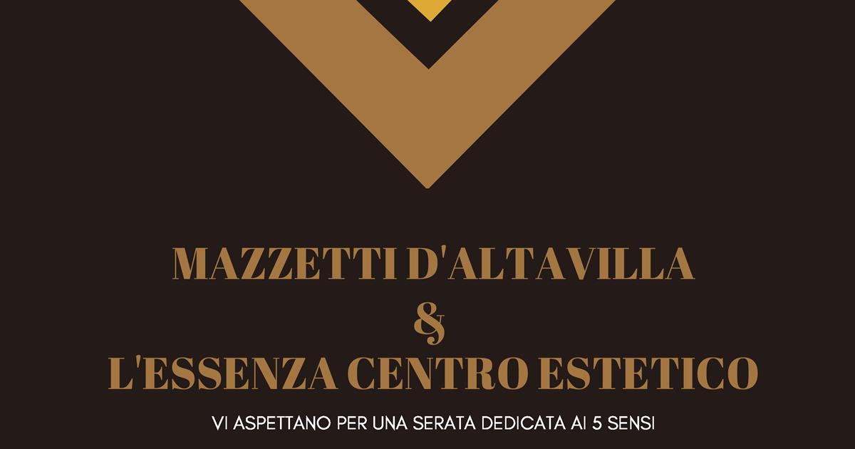 Da Mazzetti la Bellezza entra in Distilleria.
