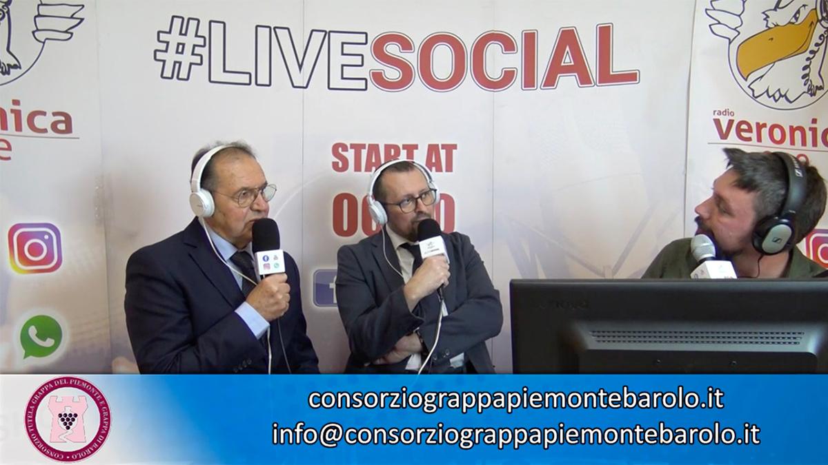 La promozione del consorzio passa anche attraverso i social.