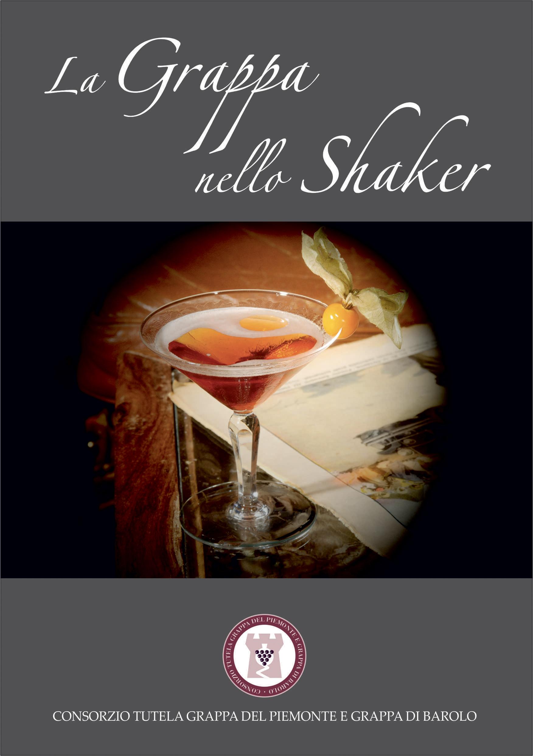 """Anche Asti accoglie la presentazione del libro """"La Grappa nello Shaker""""."""
