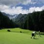 """""""Coppa Magnoberta"""" al Golf Club Ponte di Legno."""