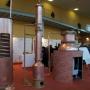 L'esposizione e gli stand a Novi Ligure
