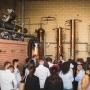 Visite in Distilleria.