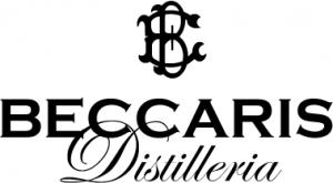 Il marchio della Distilleria Beccaris
