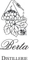 Il marchio delle Distillerie Berta