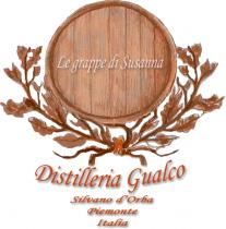 Il marchio della Distilleria Gualco