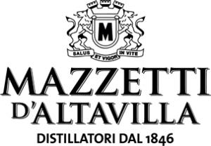 Il marchio della Distilleria Mazzetti d'Altavilla.