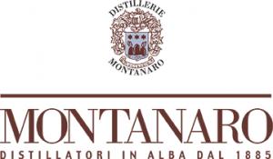 Il marchio della Distilleria Montanaro