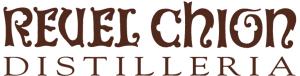 Il marchio della Distilleria Revel Chion